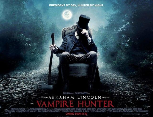 Abraham Lincoln Vampire Hunter6