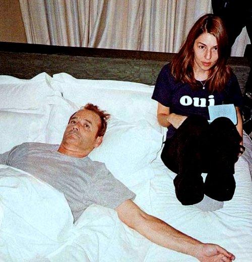 Bill Murray és Sofia Coppola  Elveszett jelentés (2003)