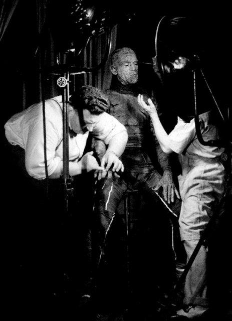Boris Karloff  A múmia (1932)