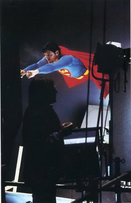Richard Donner és Christopher Reeve Superman (1978)