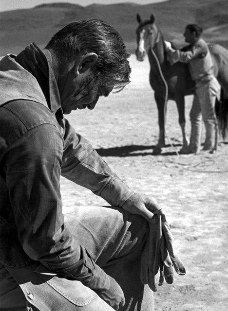 Clark Gable Kallódó emberek (1961)