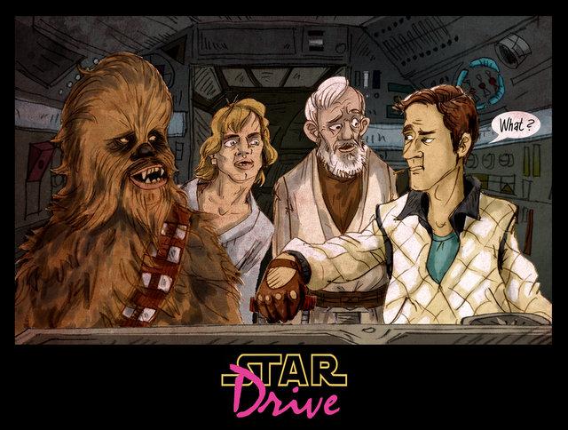 Star Drive