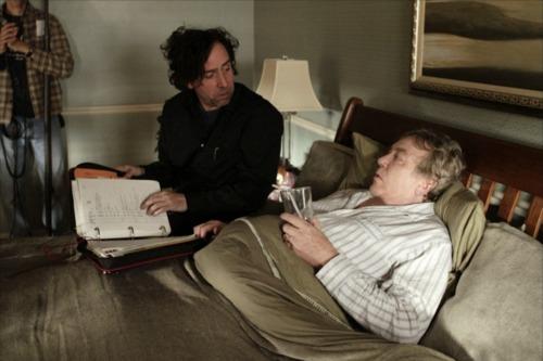 Tim Burton és Albert Finney Nagy hal (2003)