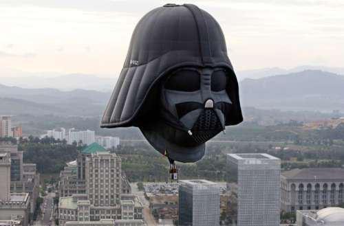 star wars balloon