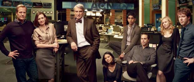 Híradósok (The Newsroom)