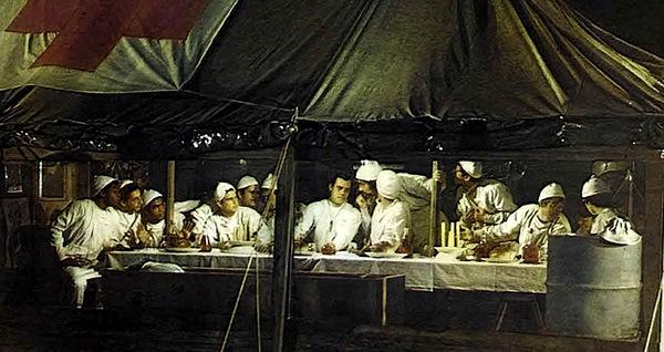 Mash Docs Last Supper