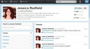 Ressica Redfield, NHL-blogger