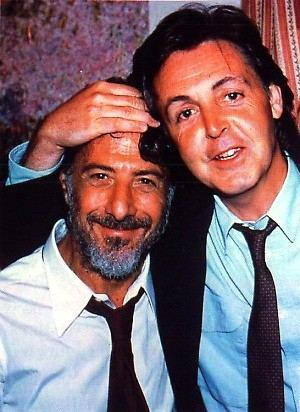 Dustin Hoffman paul