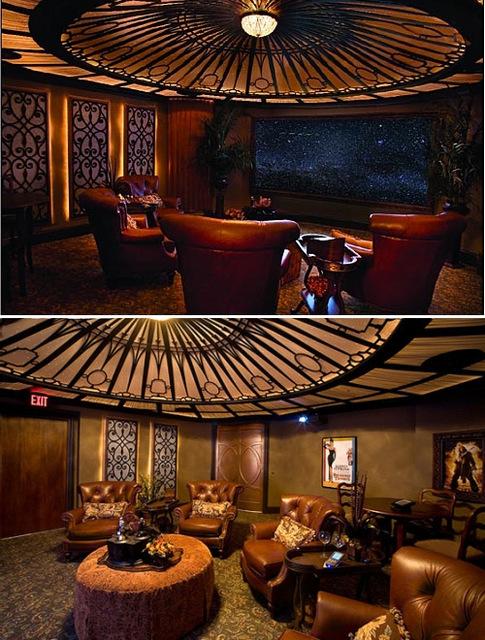 Titanic theme home theatre