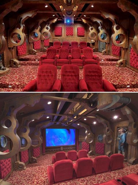 the nautilus theme home theatre 001