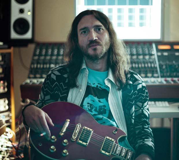John Frusciante – PBX Funicular Intaglio Zone