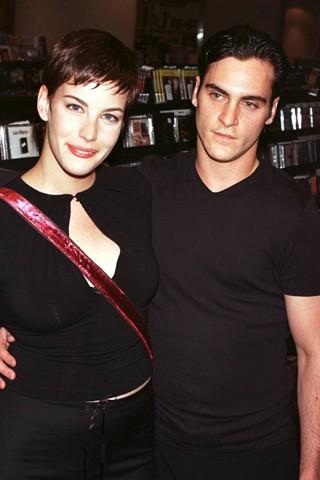 Liv Tyler And Ben Affleck Egykoron szerelmesek v...