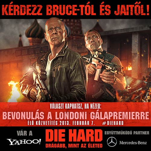 Die Hard London LiveStream
