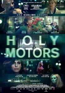 holy motors es