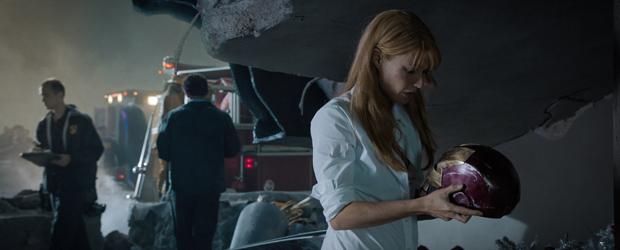 Gwyneth Paltrow in Iron Man