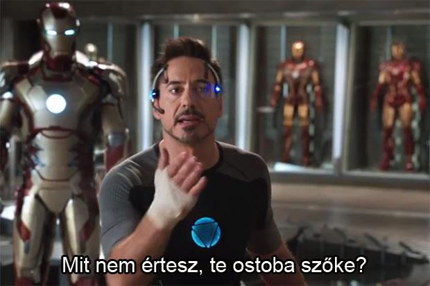 iron man 3 robertdowneyjr
