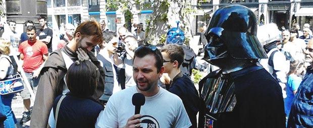 Star Wars nap 2013