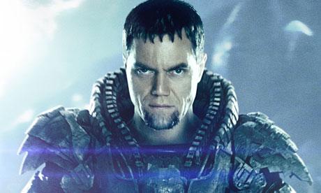 Michael Shannon as Genera 008