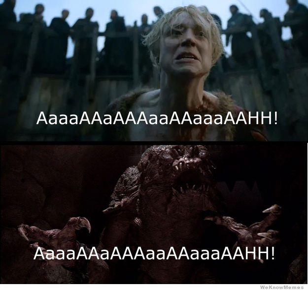 wars vs thrones aaahhh