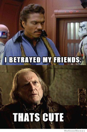 wars vs thrones i betrayed my friends