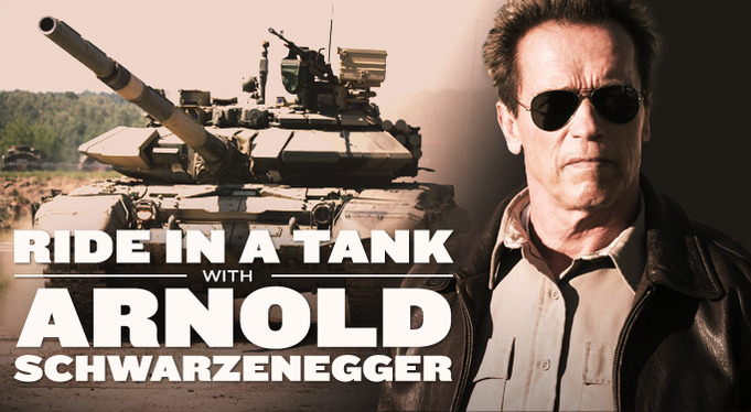 Arnold Experience 2.0