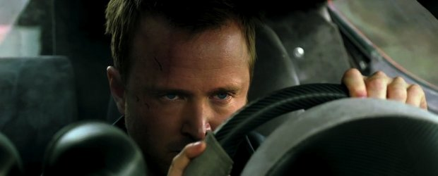 awesome need for speed trailer with aaron paul 02