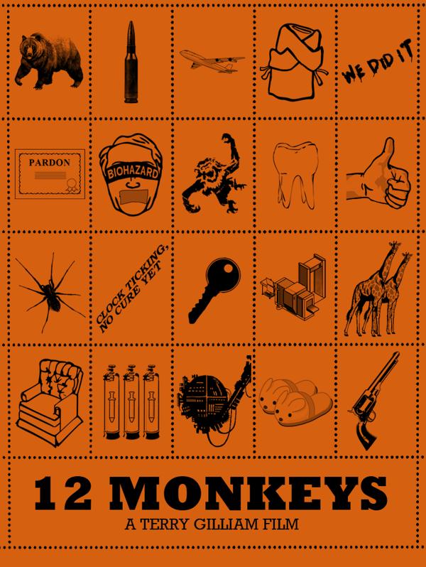 12 majom