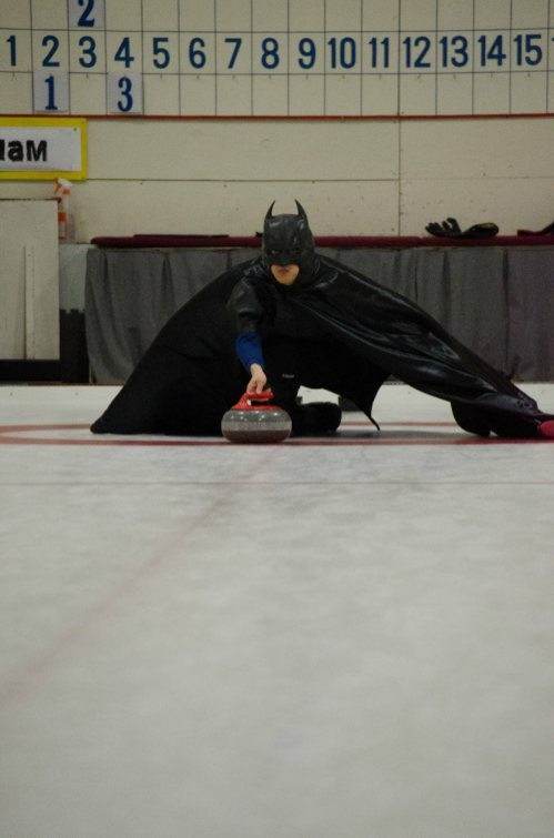 bat curling