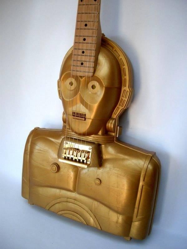 c3po gitár