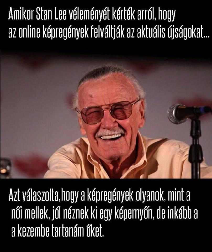 Stan Lee nagy huncut