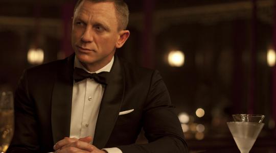 James Bond és a Vodka-Martini