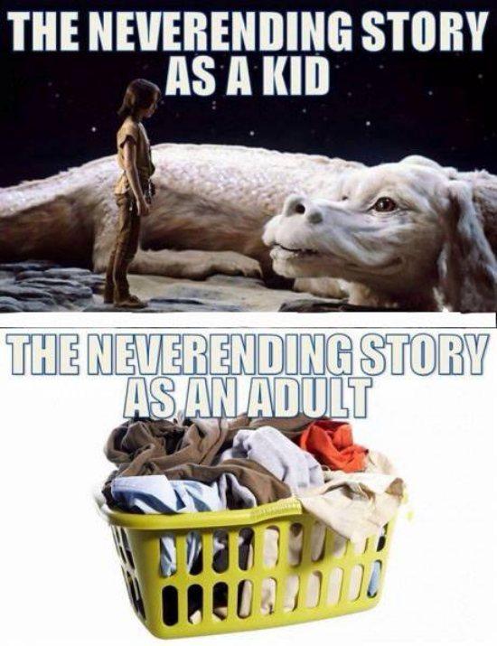 Végtelen történet felnőtteknek