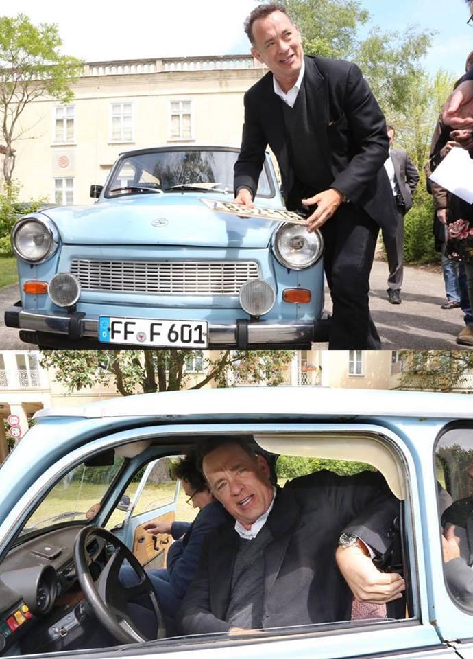 Tom és a Trabant