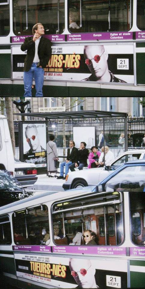 Woody 1994 Paris