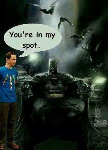Sheldon helye