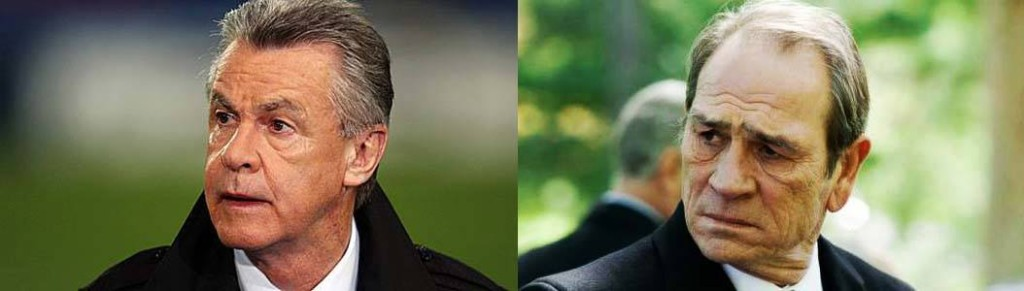 Ottmar Hitzfeld/Tommy Lee Jones