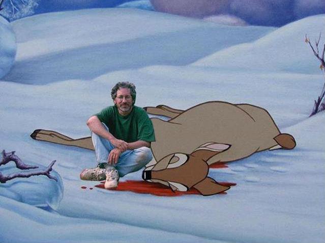 Állítsátok meg Spielberget!