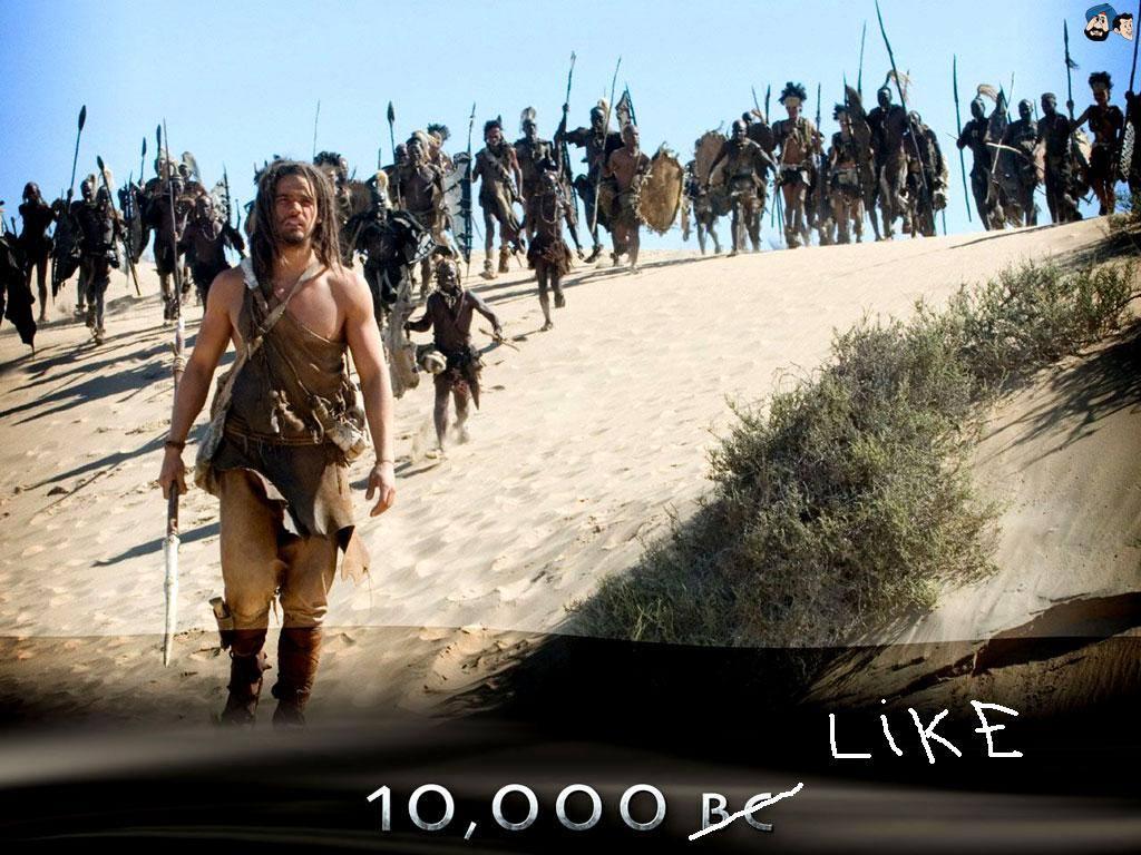 10000 like