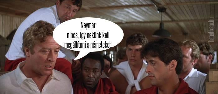 Neymar nincs