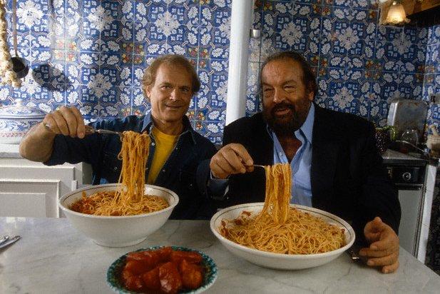 20 éve Rómában egy baráti vacsora