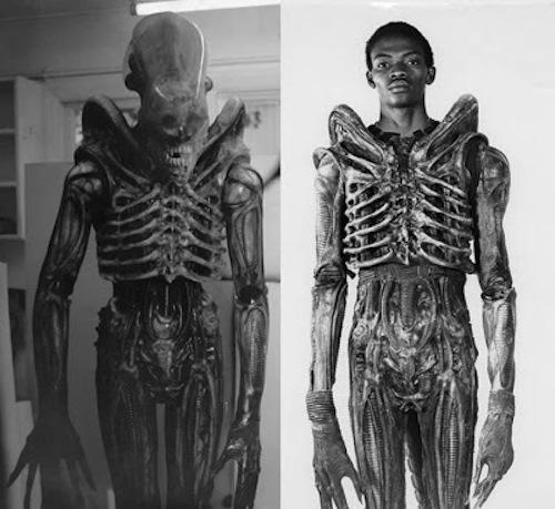 Alien dublőr