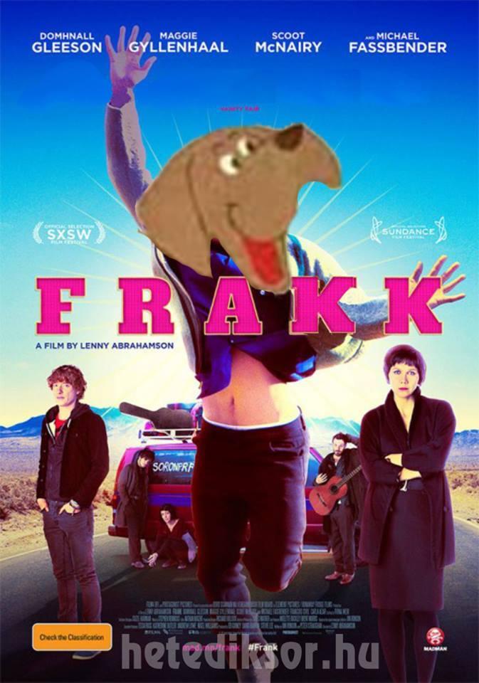 Frakk