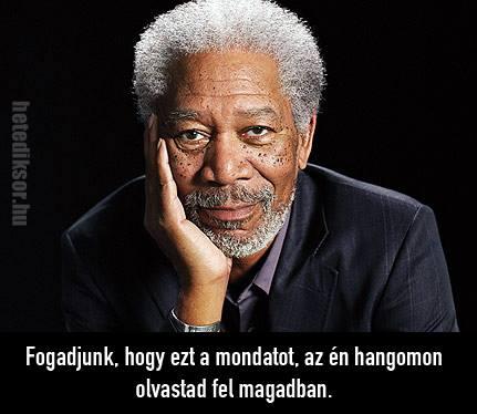 Freeman hangja