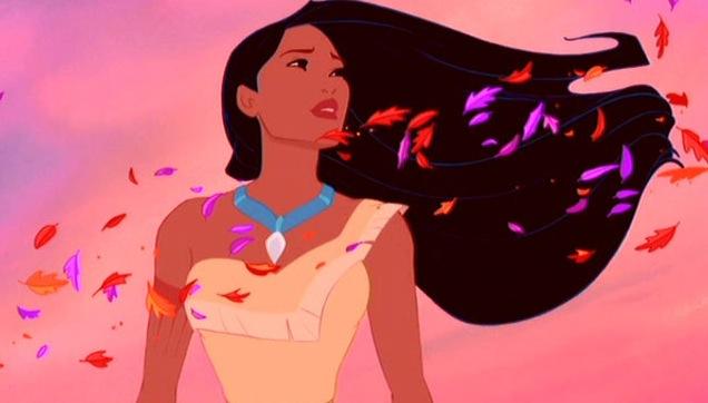Az alkotók úgy gondolták Pocahontas története megérdemli 81610ccc86