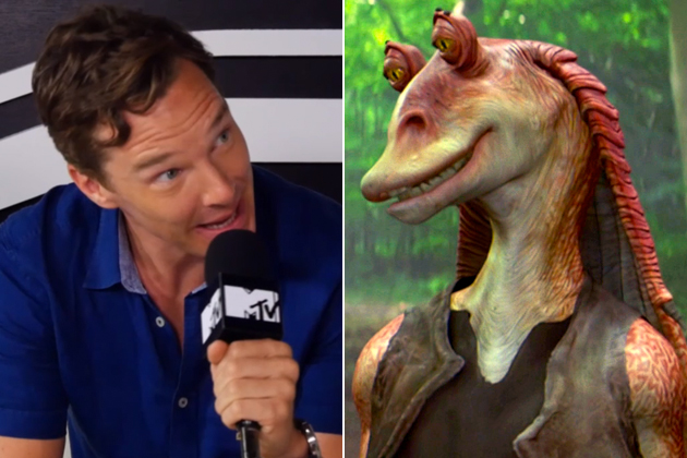 benedict-cumberbatch-jar-jar-binks-impression