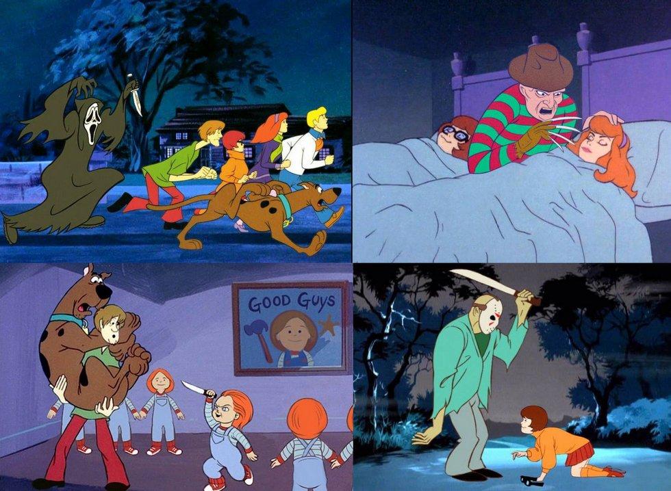 Scooby és a rémálmok-