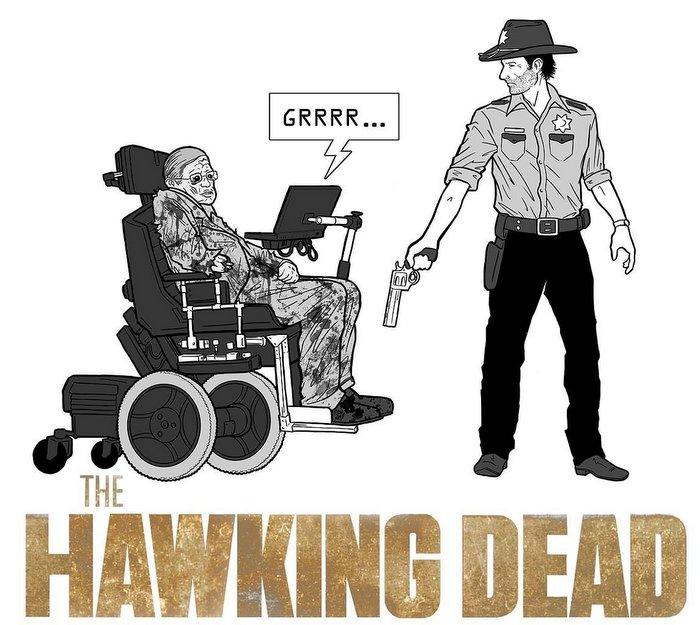 Hawking Dead