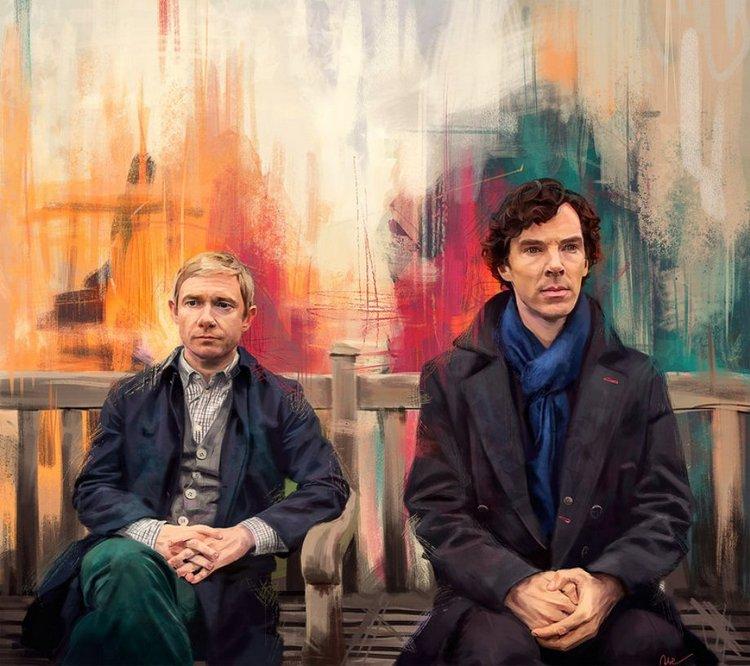 Sherlockék a sorban