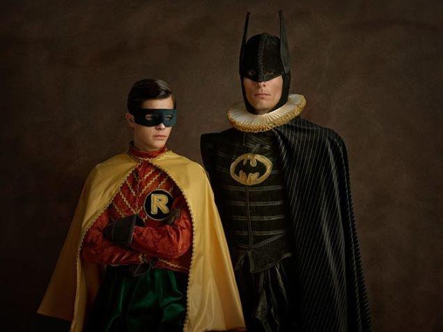16th-century-portrait-cosplay-batman-and-robin