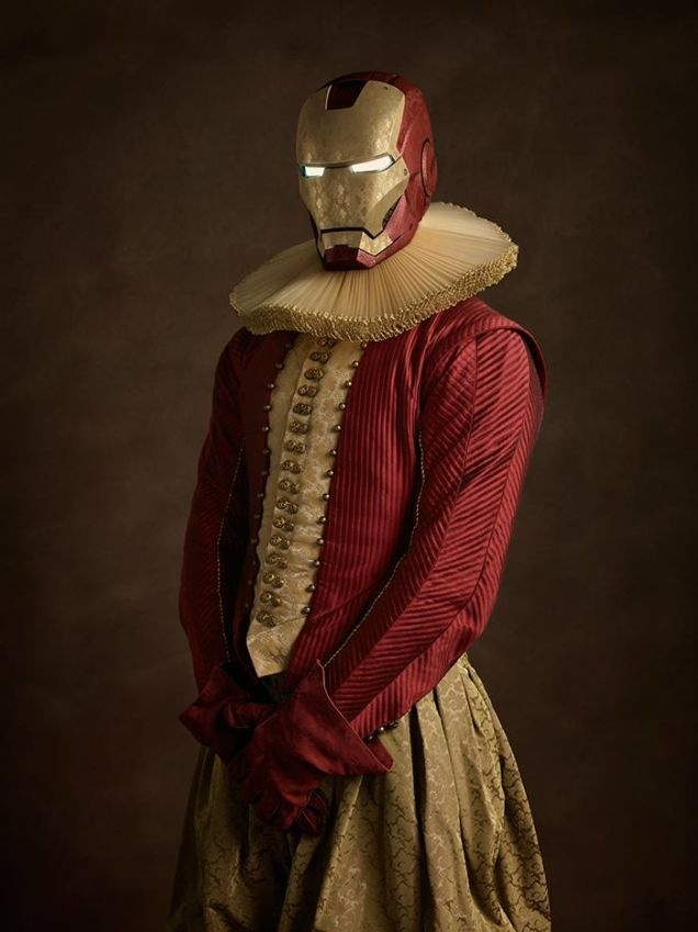16th-century-portrait-cosplay-iron-man